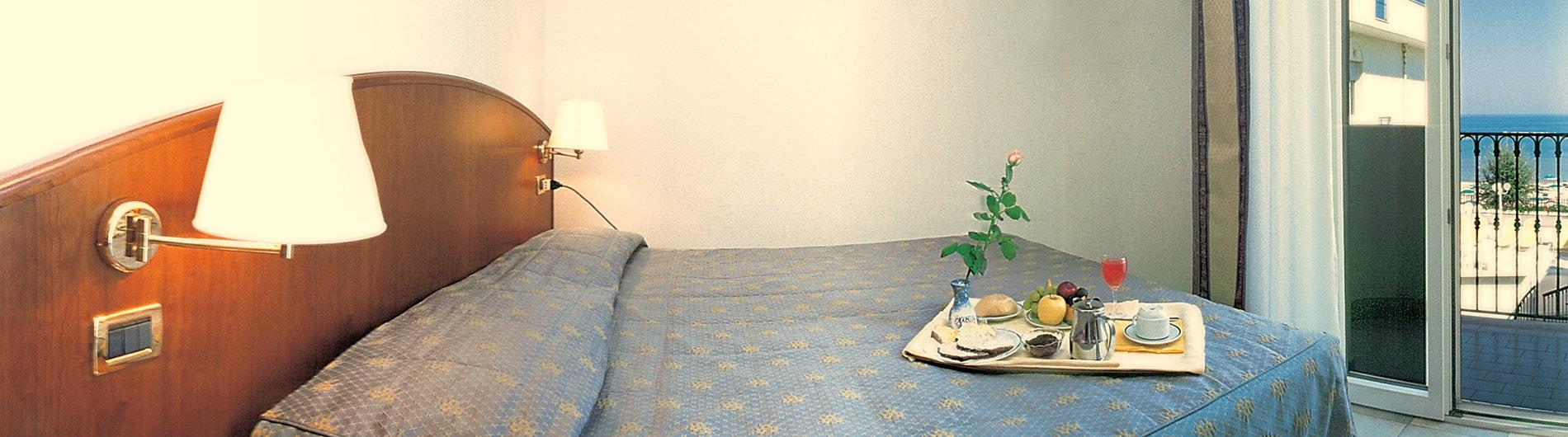 Zimmer mit Wi-Fi und Klimaanlage   Hotel Agostini